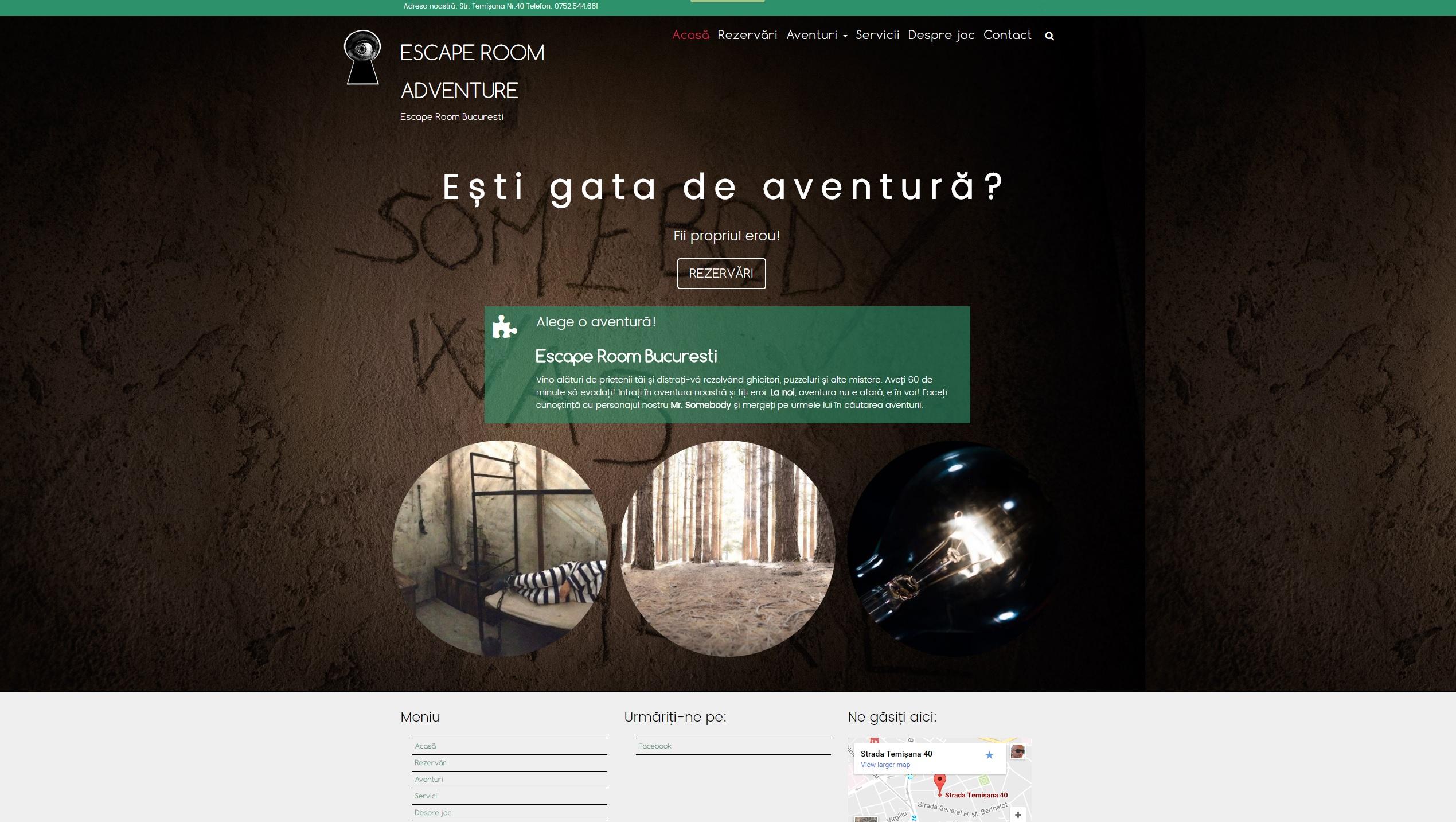 EscapeRoomAdventure.ro